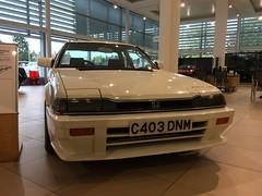 1985 Honda Prelude 1.8Litre Automatic (mangopulp2008) Tags: automatic 18litre prelude honda 1985