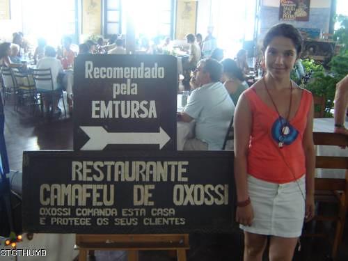 Camafeu de Oxossi