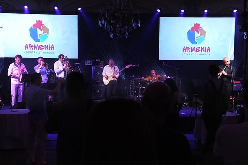 MIDEM 2015 - CONCERTS - THE ARMENIAN ELEMENTS OF MUSIC - KATUNER