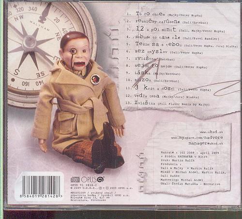 CD U.K.N.D 3x a dosť 1