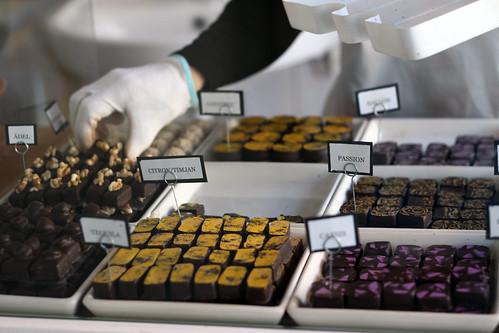 Handgjort Chokladverkstad i Fruängen