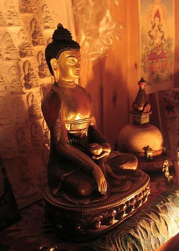 retratando Budas
