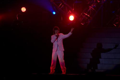Ricky Hui in Sam Hui Live (Guangzhou)