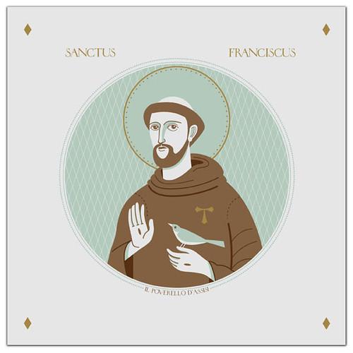 Sanctus Franciscus 1