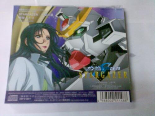 原裝絕版 2006年 8月23日 根岸悟出 Satori Negishi 高達 GUNDAM SEED STARGAZER 星之扉 CD 原價 1000yen 中古品 4