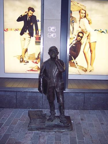 Cork newspaper boy