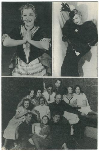In Sardy's & Moro's 'Katrin Lefevr' (1956) & Verneil's 'Shkola Nenlatelschikov' (1935) & in 1925