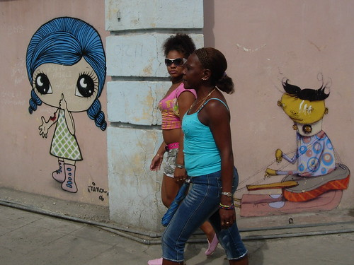 Nina & Os Gemeos, Havana