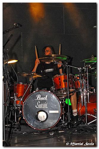 Aabsinthe The drum