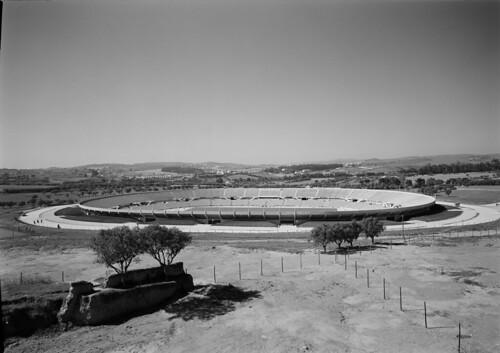 Estádio da Luz, Lisboa (H. Novais, 1954?)