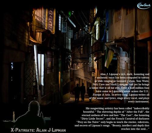 X-Patriate: Alan J. Lipman www.x-patriate.com