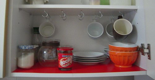 Kitchen Cabinets Organizing (by Orquidea)