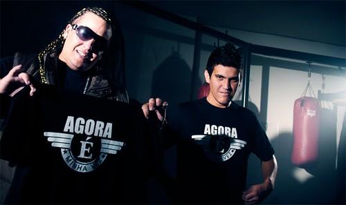 Taique DJ Léo Araújo AGORA É MINHA VEZ (CLIPE OFICIAL)