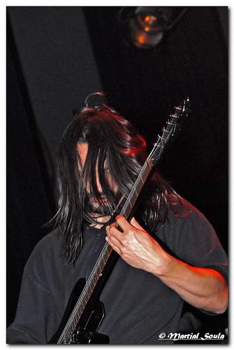Aabsinthe Lead guitar