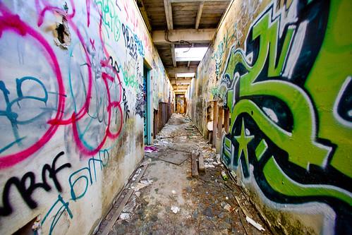 Down a Long Hallway