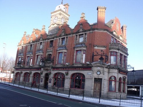 The Bartons Arms, High Street, Newtown (Aston), Birmingham