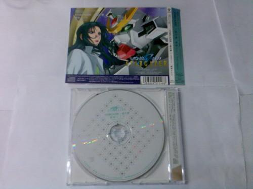 原裝絕版 2006年 8月23日 根岸悟出 Satori Negishi 高達 GUNDAM SEED STARGAZER 星之扉 CD 原價 1000yen 中古品 3