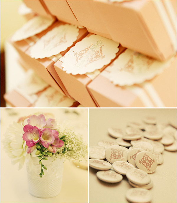 peachweddingflowers