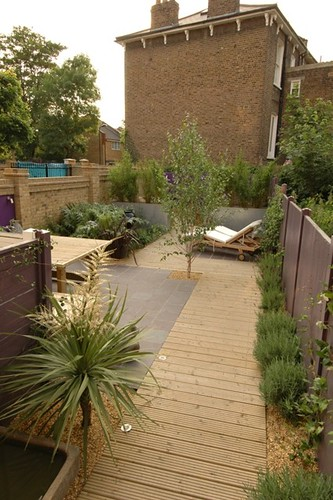 The Party Garden by Earth Designs. www.earthdesigns.co.uk. London Garden Design and landscape build.