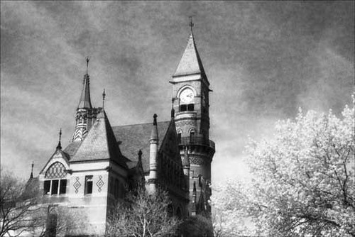 Jefferson Market Tower