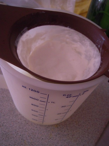 A fazer Cream Cheese (by Orquidea)