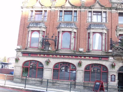 The Bartons Arms, High Street, Newtown (Aston), Birmingham