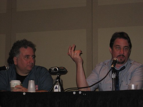 NYCC-NYAF 2010 (401) Doctor Who: Podshock