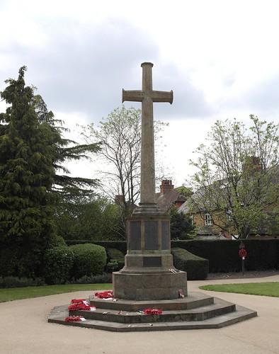 Stratford-on-Avon World War One War Memorial