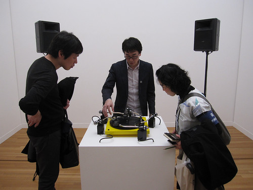 Physical Value of Sound / Yuri Suzuki