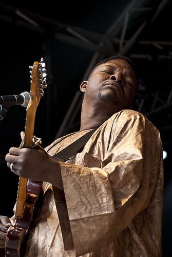 Samba Toure (with Toumani Diabate)