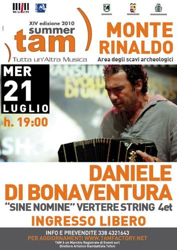 Daniele Di Bonaventura - Monte Rinaldo (FM) - 21 Luglio 2010