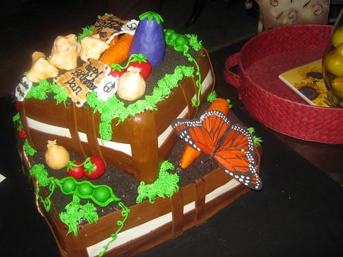 Vegetable Cake - Maduar Farm 2010
