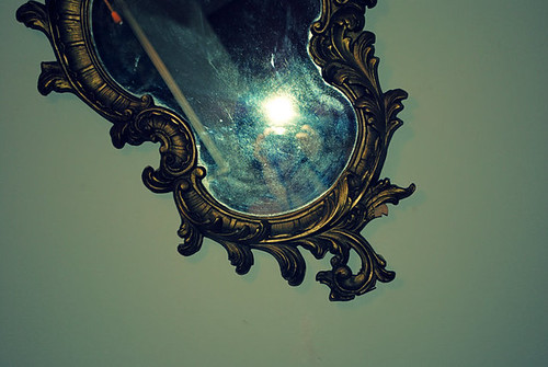 Our old mirror