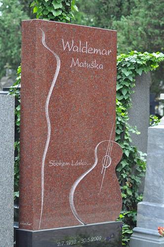Waldemar Matuška 1932 - 2009