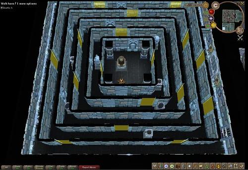 Left of maze