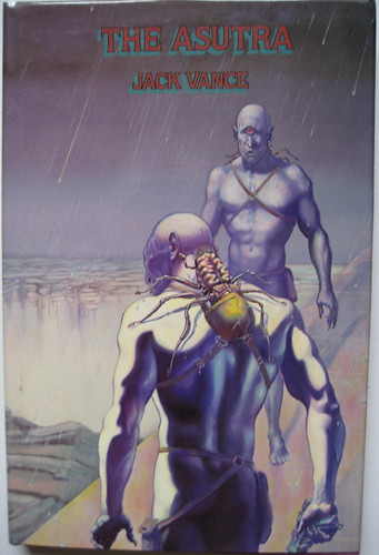 The Asutra - Jack Vance