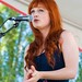 Alison Sudol of A Fine Frenzy performs at Lilith Fair 2010 @ The Gorge, WA 7-3-10