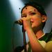 Stine Bramsen of Alphabeat