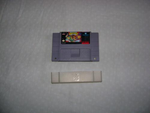 Super Nintendo - Battletoads In Battlemaniacs
