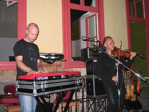 Zoltan Lantos Live Act (Fogashaz, Budapest, Aug 2010) - #9