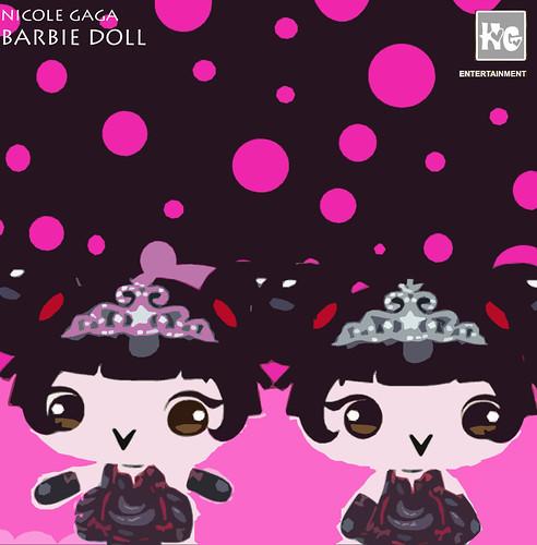 Nicole-miniAlbum-BarbieDoll