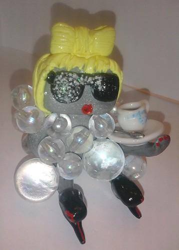 Lady Gaga Robot 1