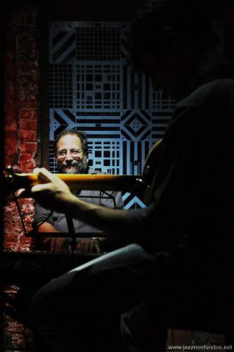 Phil DeGreg (EUA) & Bruno Mangueira Trio, 03/09/2010