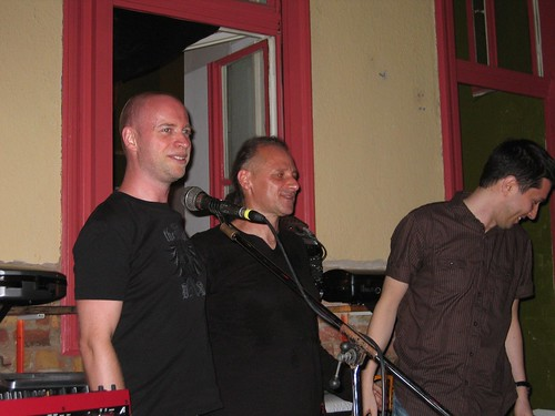 Zoltan Lantos Live Act (Fogashaz, Budapest, Aug 2010) - #28