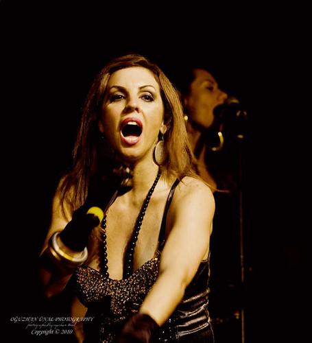 Zeynep Dizdar Altınova Konseri'nden