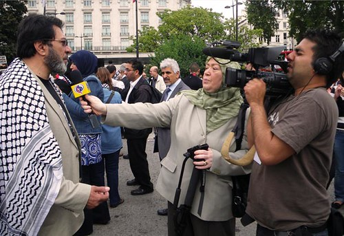 Interview with Massoud