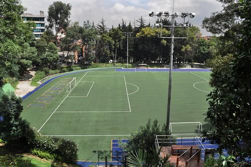 Cancha de Fútbol U Javeriana -I