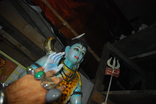 The Touch of Lord Shiva