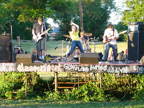 Gangland Buries its Own - Fort Reno 4