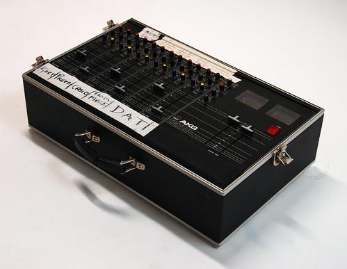 AKG SM2000
